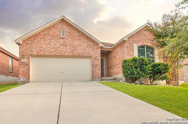 4543 Bexley Trail, San Antonio, TX 78259 (MLS #1374824) :: Alexis Weigand Real Estate Group