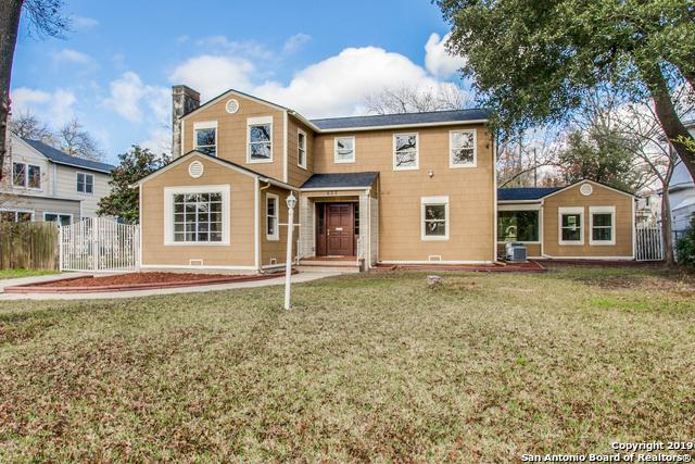 603 Kampmann Blvd, San Antonio, TX 78201 (MLS #1374942) :: Alexis Weigand Real Estate Group