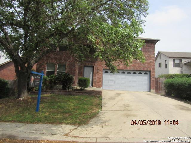 7815 Caston Park Dr, San Antonio, TX 78249 (MLS #1375099) :: Tom White Group