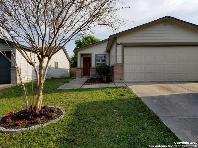 7320 Booker Bay, San Antonio, TX 78244 (MLS #1375345) :: The Mullen Group   RE/MAX Access