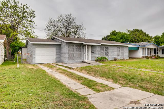 459 E Palfrey St, San Antonio, TX 78233 (MLS #1375415) :: Exquisite Properties, LLC
