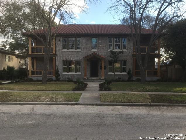 128 Katherine Ct, Alamo Heights, TX 78209 (MLS #1375444) :: River City Group