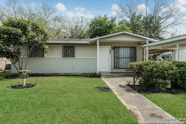 326 Myrick Blvd, San Antonio, TX 78221 (MLS #1375462) :: Alexis Weigand Real Estate Group