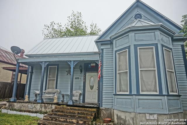 1122 Wyoming St, San Antonio, TX 78203 (MLS #1375504) :: Alexis Weigand Real Estate Group