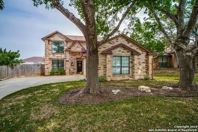 854 Amberstone Dr, San Antonio, TX 78258 (MLS #1375741) :: River City Group