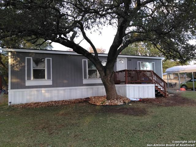 1154 Mountain View Pl, Pipe Creek, TX 78063 (MLS #1375769) :: NewHomePrograms.com LLC