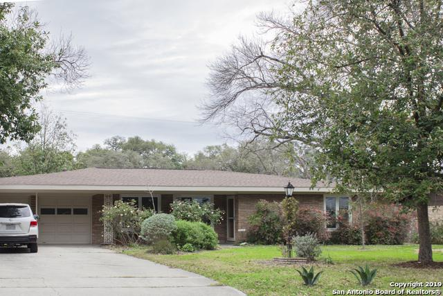 611 Rockhill Dr, San Antonio, TX 78209 (MLS #1375777) :: BHGRE HomeCity