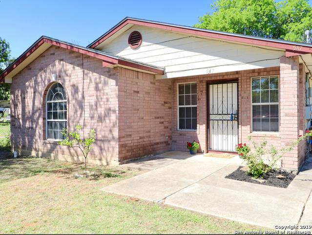 547 N San Eduardo Ave, San Antonio, TX 78228 (MLS #1375995) :: Alexis Weigand Real Estate Group