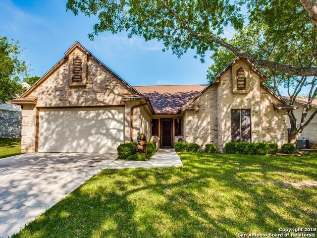 3712 Hunters Glen, Schertz, TX 78108 (MLS #1376016) :: Alexis Weigand Real Estate Group