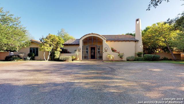 150 Primrose Pl, Alamo Heights, TX 78209 (MLS #1376113) :: Exquisite Properties, LLC