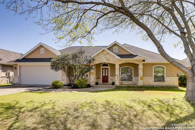 307 Harvest Garden, Boerne, TX 78006 (MLS #1376222) :: Alexis Weigand Real Estate Group
