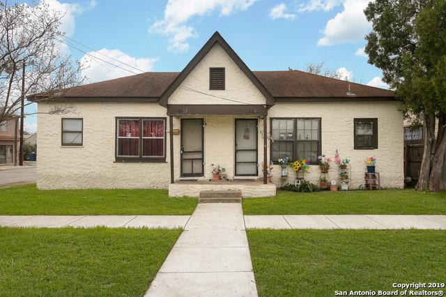 2202 Cincinnati Ave, San Antonio, TX 78228 (MLS #1376282) :: Tom White Group