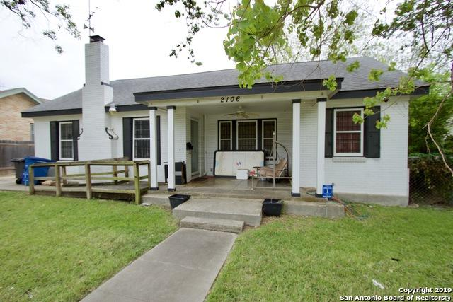 2106 W Magnolia Ave, San Antonio, TX 78201 (MLS #1376292) :: Berkshire Hathaway HomeServices Don Johnson, REALTORS®