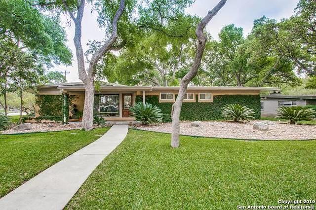 226 Carolwood Dr, Castle Hills, TX 78213 (MLS #1376380) :: River City Group