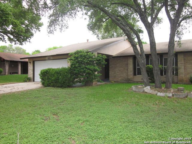 8834 Thatch Dr, San Antonio, TX 78240 (MLS #1376387) :: Erin Caraway Group
