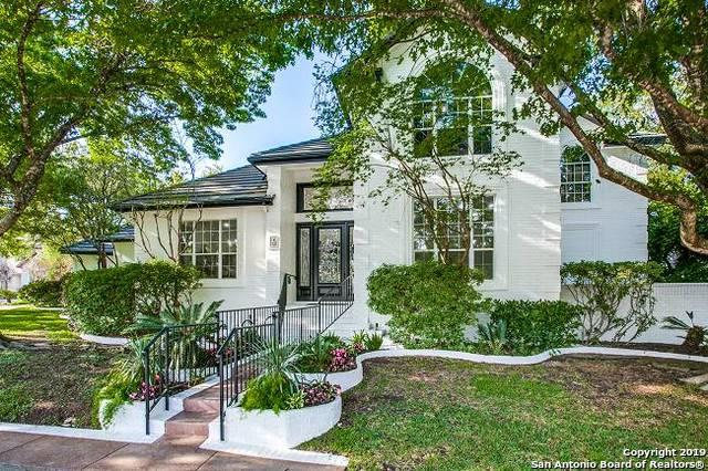 2 Oxford Hall, San Antonio, TX 78209 (MLS #1376406) :: BHGRE HomeCity