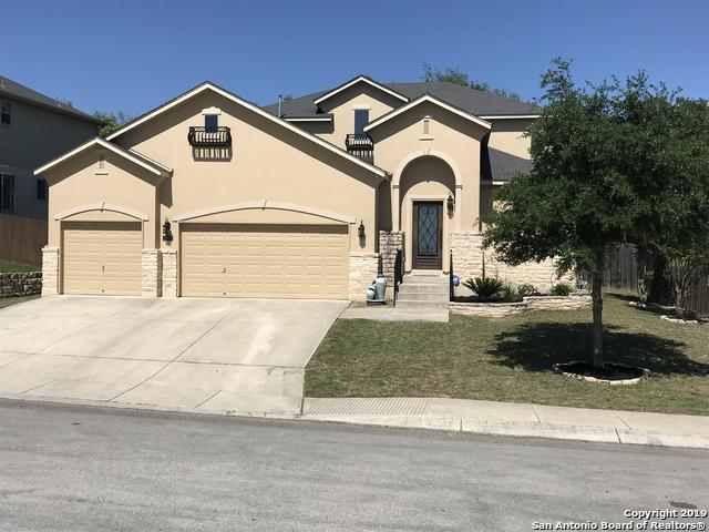 2823 Elm Tree Park, San Antonio, TX 78259 (MLS #1376513) :: Tom White Group