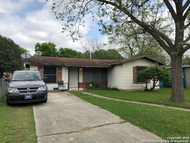 819 Sewanee St, San Antonio, TX 78210 (MLS #1376567) :: Tom White Group