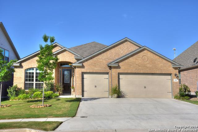 219 Grand Vista, Cibolo, TX 78108 (MLS #1376687) :: BHGRE HomeCity