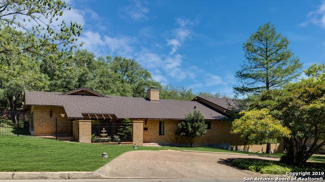 4111 Fawnridge Dr, San Antonio, TX 78229 (MLS #1376831) :: The Castillo Group