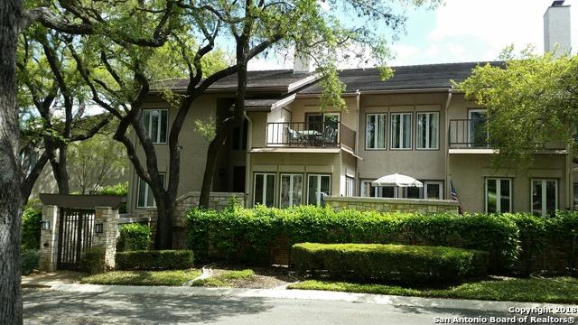 8000 Donore Pl #4, San Antonio, TX 78229 (MLS #1376888) :: Alexis Weigand Real Estate Group