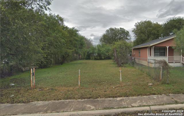 0 N San Horacio, San Antonio, TX 78228 (MLS #1377276) :: Alexis Weigand Real Estate Group