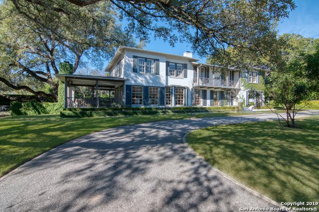 601 Ciruela St, Alamo Heights, TX 78209 (MLS #1377361) :: Exquisite Properties, LLC