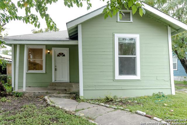 1319 W French Pl, San Antonio, TX 78201 (MLS #1377444) :: Tom White Group