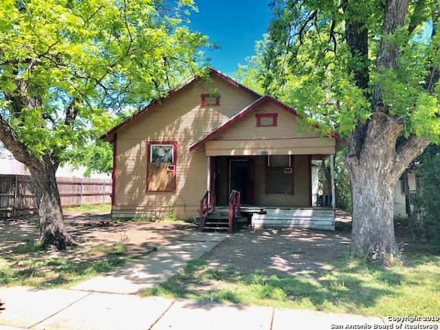 1617 E Crockett St, San Antonio, TX 78202 (MLS #1377446) :: The Castillo Group