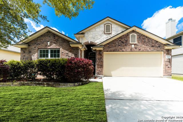 6615 Lantana Sun, San Antonio, TX 78244 (MLS #1377487) :: The Castillo Group