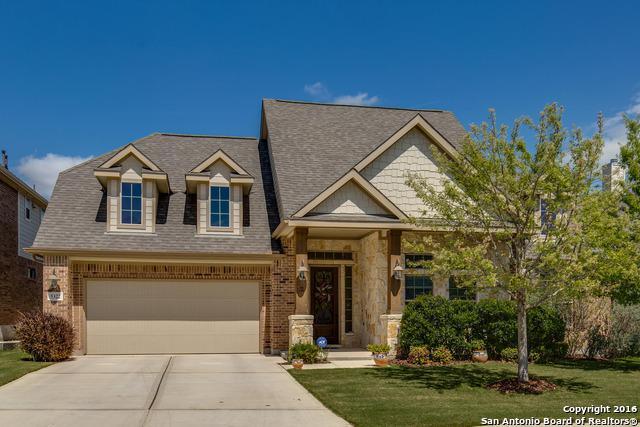 5322 Tulip Bend, San Antonio, TX 78253 (MLS #1377500) :: Alexis Weigand Real Estate Group