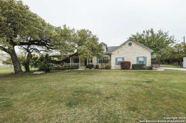 785 Indigo Run Dr, Bulverde, TX 78163 (MLS #1377751) :: Alexis Weigand Real Estate Group