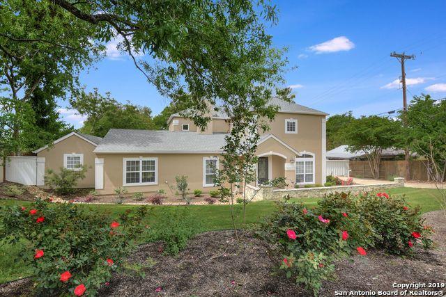 300 Honeysuckle Ln, San Antonio, TX 78213 (MLS #1377820) :: Alexis Weigand Real Estate Group