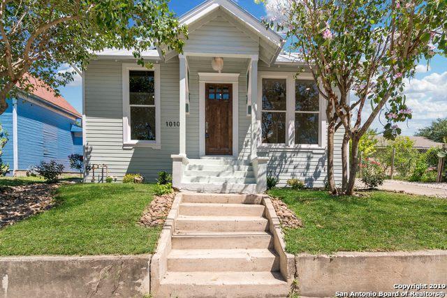 1010 N Hackberry, San Antonio, TX 78210 (MLS #1377855) :: Berkshire Hathaway HomeServices Don Johnson, REALTORS®