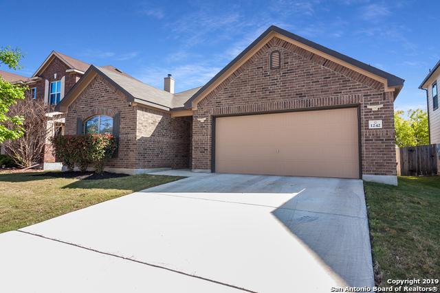 1242 Big Lk, San Antonio, TX 78245 (MLS #1377942) :: Berkshire Hathaway HomeServices Don Johnson, REALTORS®