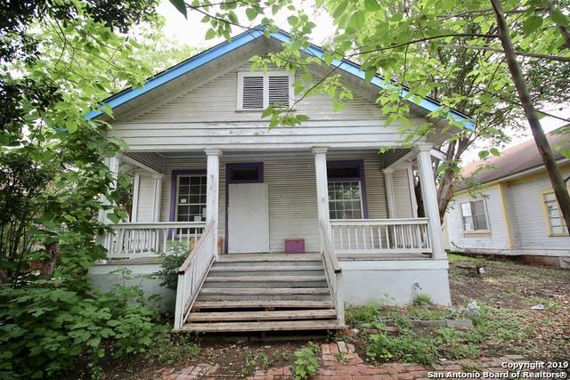 2815 Monterey St, San Antonio, TX 78207 (MLS #1378017) :: Alexis Weigand Real Estate Group