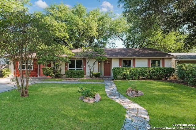 3735 Briarhill, San Antonio, TX 78218 (MLS #1378073) :: The Gradiz Group