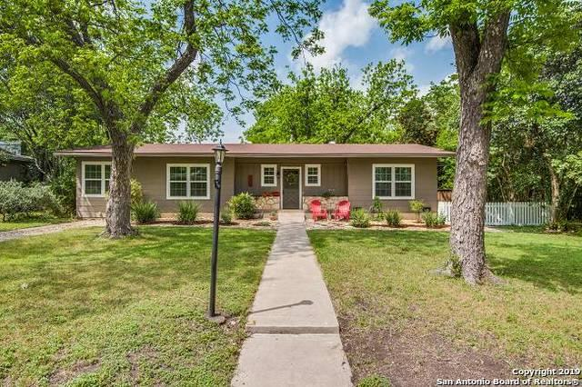 307 Devonshire Dr, San Antonio, TX 78209 (MLS #1378096) :: Alexis Weigand Real Estate Group