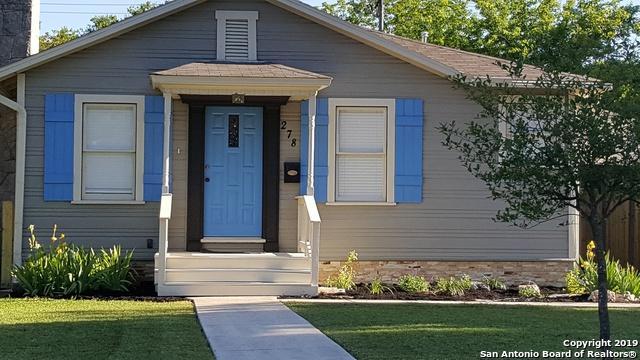 278 Thorain Blvd, San Antonio, TX 78212 (MLS #1378149) :: Tom White Group