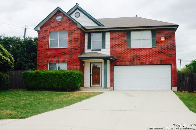 2803 Redland Trail, San Antonio, TX 78259 (MLS #1378153) :: Alexis Weigand Real Estate Group