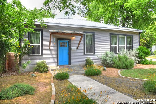 503 W Rosewood Ave, San Antonio, TX 78212 (MLS #1378252) :: Berkshire Hathaway HomeServices Don Johnson, REALTORS®
