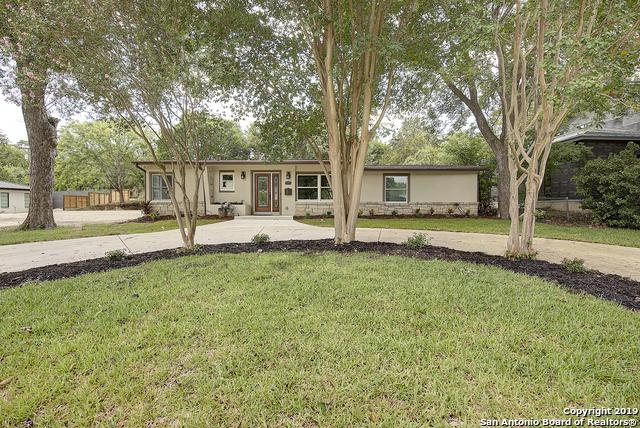 808 Canterbury Hill St, Terrell Hills, TX 78209 (MLS #1378359) :: Alexis Weigand Real Estate Group