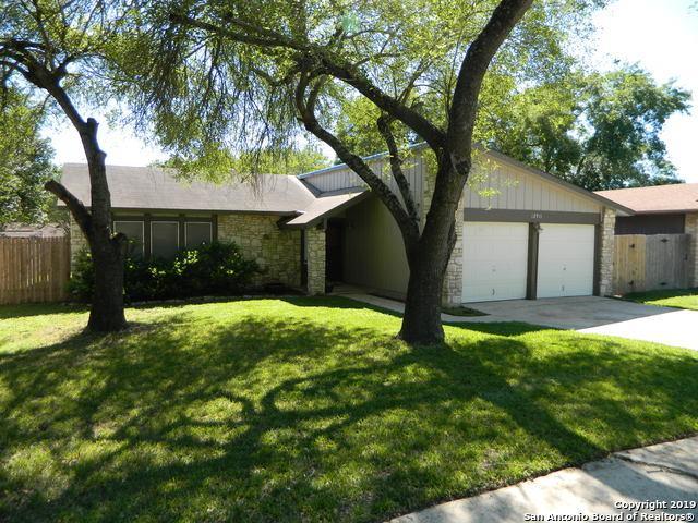 12911 Samuel Chase St, San Antonio, TX 78233 (MLS #1378414) :: Alexis Weigand Real Estate Group