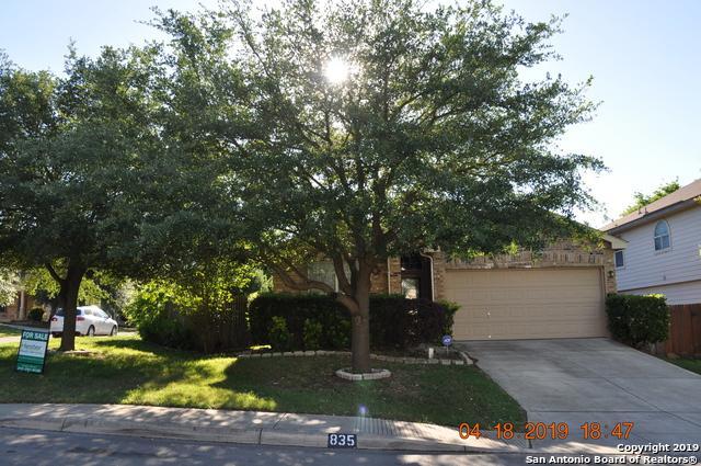 835 Chamomile, San Antonio, TX 78245 (MLS #1378427) :: The Mullen Group | RE/MAX Access
