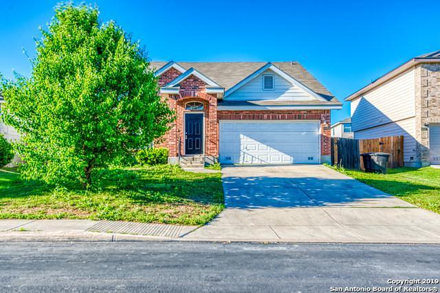 6943 Caribou Creek, San Antonio, TX 78244 (MLS #1378445) :: The Castillo Group