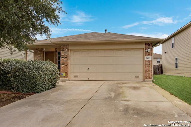 6415 Candleview Ct, San Antonio, TX 78244 (MLS #1378449) :: The Castillo Group