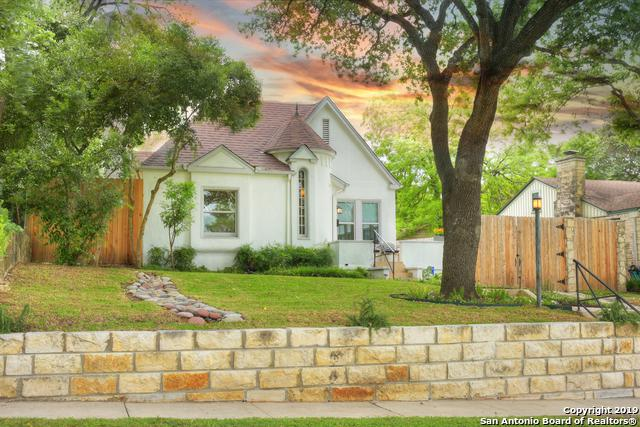 305 Cloverleaf Ave, San Antonio, TX 78209 (MLS #1378477) :: Alexis Weigand Real Estate Group