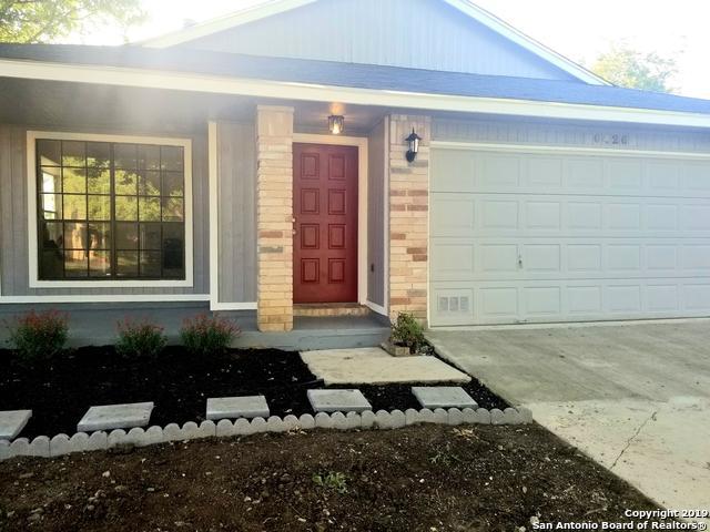 6426 Gray Ridge, San Antonio, TX 78233 (MLS #1378498) :: The Castillo Group