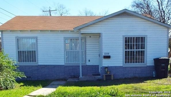 2258 Burnet St, San Antonio, TX 78202 (MLS #1378505) :: The Castillo Group