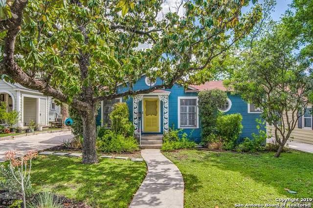 232 W Norwood Ct, San Antonio, TX 78212 (MLS #1378606) :: Alexis Weigand Real Estate Group